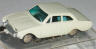 Rasant HO Ford 17-M metal-bodied slot car.