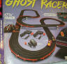 Tomy Ghost Racer set, layout view