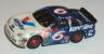 Tyco '99 Taurus in blue with red and white #6