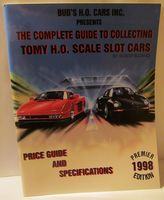 Tomy 1998 slot car guide